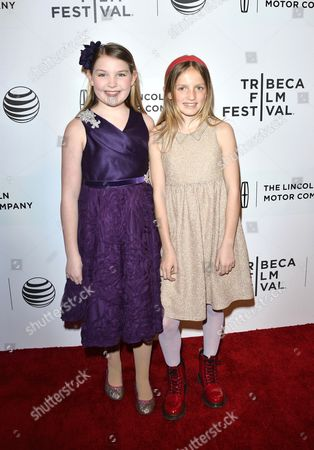 Editorial picture of 'Every Secret Thing' Film Premiere at the Tribeca Film Festival, New York, America, 20 Apr 2014