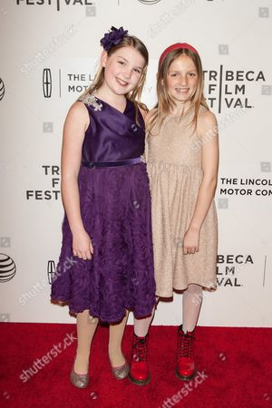 Editorial image of 'Every Secret Thing' Film Premiere at the Tribeca Film Festival, New York, America, 20 Apr 2014