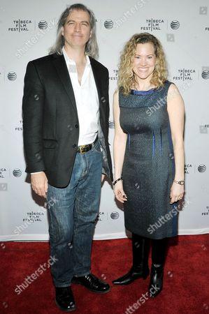 James Spione and Jesselyn Radack