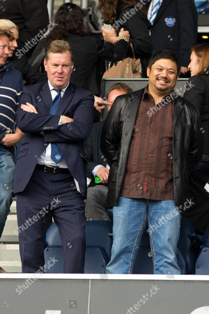 Commercial and Marketing - QPR CEO Philip Beard and QPR Shareholder Ruben Emir Gnanalingam