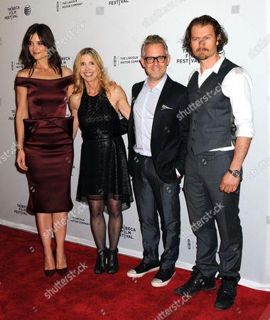 Katie Holmes, Karen Leigh Hopkins, Rob Carliner, James Badge Dale