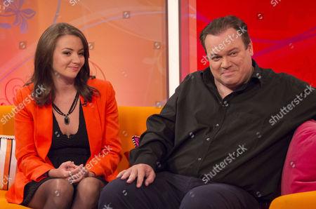 Jasmyn Banks and Shaun Williamson
