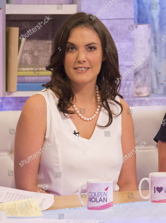 Editorial picture of 'Loose Women' TV Programme, London, Britain - 22 Apr 2014