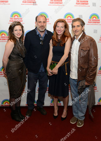 Stock Picture of Sabrina Jaglom, Nick Sandow, Tanna Frederick and Michael Imperioli