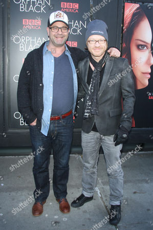Graeme Manson and John Fawcett