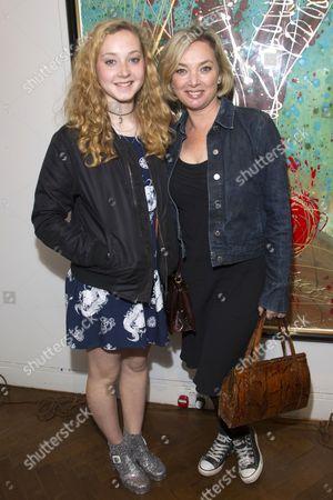 Esme Coy and Emma Amos