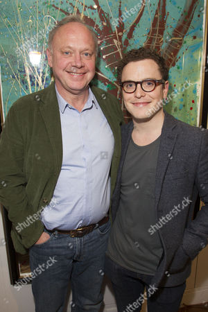 Editorial image of 'Privacy' play press night after party, London, Britain - 22 Apr 2014
