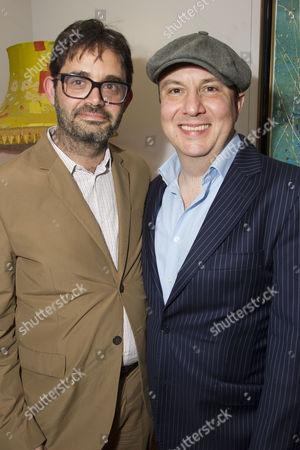 Josh Cohen and Paul Chahidi