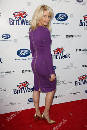 Editorial photo of 2014 BritWeek Launch Party, Los Angeles, America - 22 Apr 2014