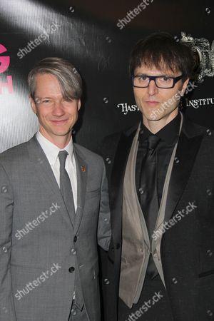 John Cameron Mitchell and Stephen Trask