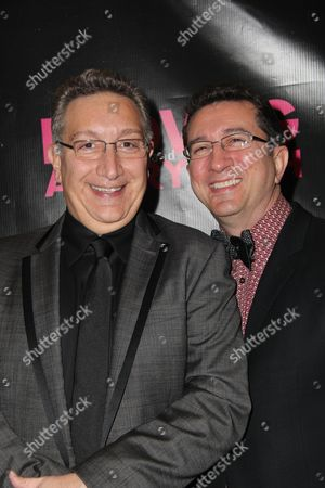 Moises Kaufman and guest