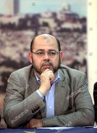 Hamas deputy leader Mousa Mohammed Abu Marzook