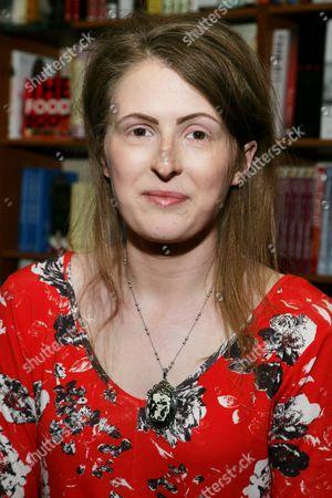 Stock Photo of Jen Campbell