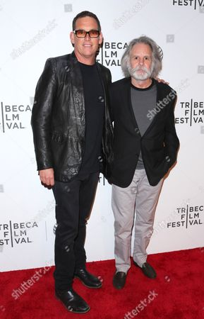 Editorial image of 'The Other One: The Long, Strange Trip of Bob Weir'  documentary premiere at the Tribeca Film Festival, New York, America - 23 Apr 2014