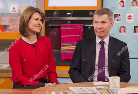 Editorial image of 'Lorraine Live' TV Programme, London, Britain - 24 Apr 2014