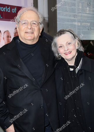 Stock Picture of Alfred Uhry, Dana Ivey