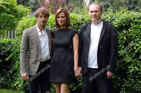 Editorial picture of 'Non Avere Paura' TV Series photocall, Rome, Italy - 23 Apr 2014