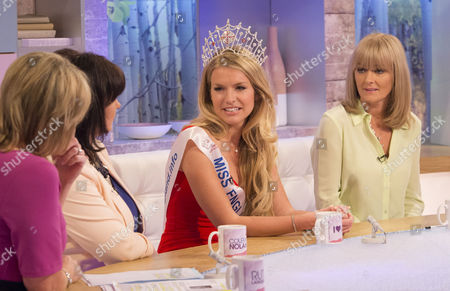 Ruth Langsford, Coleen Nolan, Kirsty Heslewood and Jane Moore