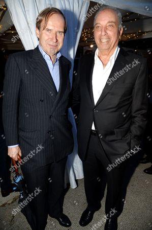 Simon de Pury and David Reuben