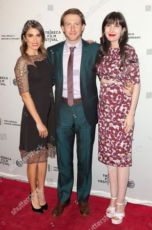 Editorial picture of 'Murder of a Cat' film premiere at the Tribeca Film Festival, New York, America - 24 Apr 2014