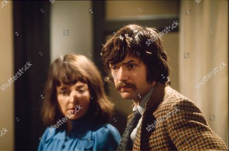 MARTIN SHAW AND ALISON FISKE STAR IN 'A WOMAN OF TODAY' IN 1973