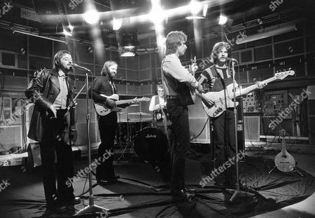Fairport Convention - Dave Swarbrick, Jerry Donahue, Dave Mattacks, Trevor Lucas and Dave Pegg