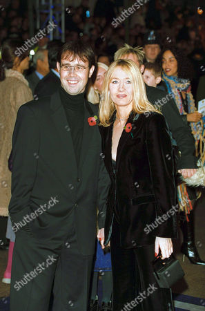 J K ROWLING WITH BOYFRIEND DR NEIL MURRAY