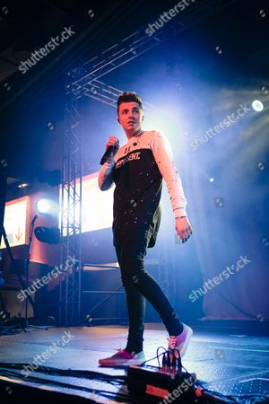 Stock Photo of Ollie Marland