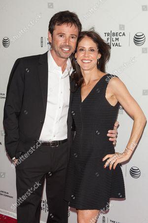 David Lascher and Jill London