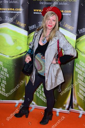 Editorial image of 'Super Juice Me!' documentary premiere, London, Britain - 26 Apr 2014