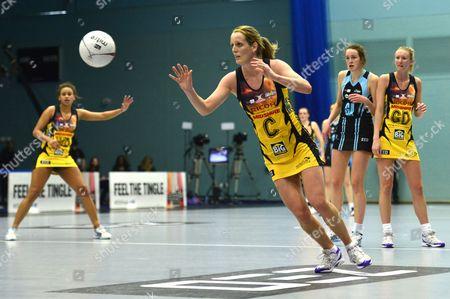 Sara Bayman of Manchester Thunder