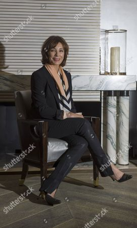 Anne Archer attends photocall at the Corinthia Hotel.