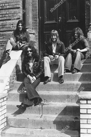 Free - Andy Fraser, Paul Rodgers, Simon Kirke and Paul Kossoff