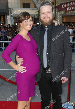Kira Sternbach and Elden Henson