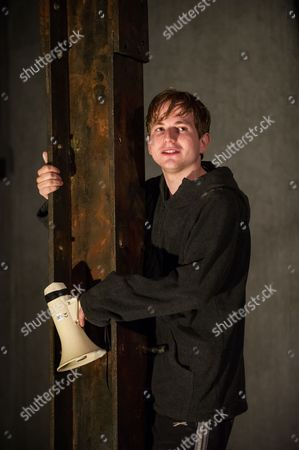 Editorial image of 'Debris' play at Southwark Playhouse, London, Britain - 28 Apr 2014