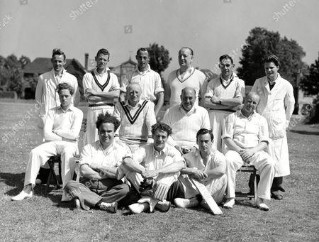 Stock Image of Garry Marsh, Kynaston Reeves, Patrick Troughton
