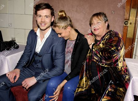 Editorial picture of Sky Arts Playhouse Presents TV season press launch, London, Britain - 29 Apr 2014