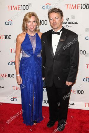 Kelley Ashby and Rand Paul