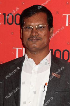 Stock Picture of Arunachalam Muruganantham