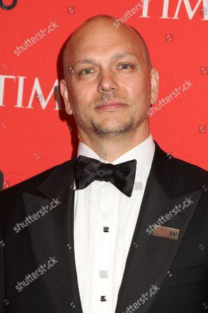 Editorial photo of Time 100 Gala, New York, America - 29 Apr 2014