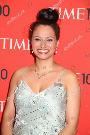 Editorial image of Time 100 Gala, New York, America - 29 Apr 2014