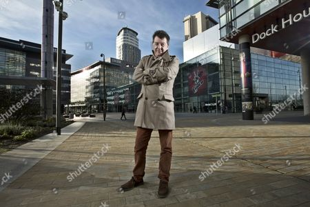 Stock Image of Stuart Maconie