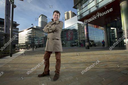 Stock Picture of Stuart Maconie