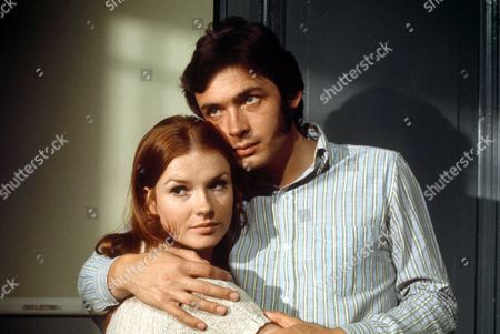 "LEIGH LAWSON AND LYNN DALBY IN "" BIG BROTHER' 1970"