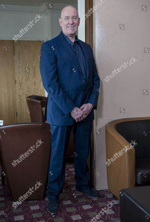 Editorial image of Bob Blakeley, The Voice contestant, St. Georges Hotel, London, Britain - 24 Apr 2014