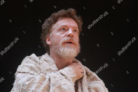 William Houston as Titus Andronicus