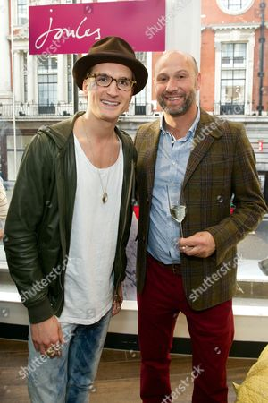 Oliver Proudlock and Tom Joule