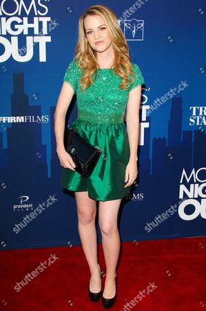 Editorial picture of 'Mom's Night Out' film premiere, Los Angeles, America - 29 Apr 2014