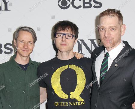 John Cameron Mitchell, Stephen Trask, David Binder