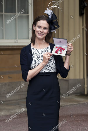 Editorial image of Investiture Ceremony at Buckingham Palace, London, Britain - 01 May 2014